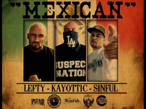The Suspects ft Sinful – Mexican (Music Download & Music Video) #HHW