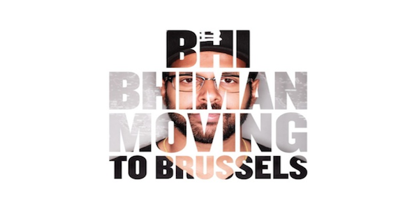 "Bhi Bhiman is ready to release ""Rhyme & Reason"" while his Music Video ""Moving to Brussels""  goes full WHIPLASH"