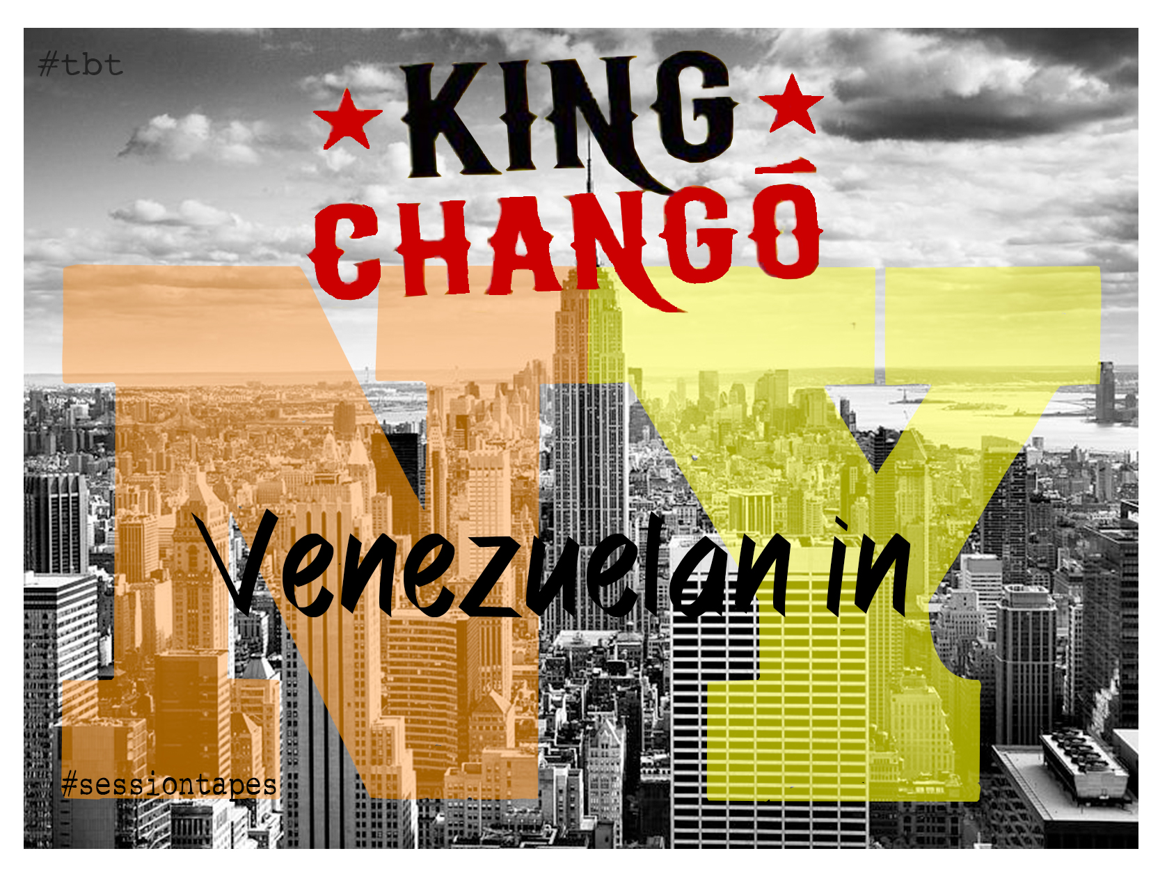 King Chango – Venezuelan in New York #TBT