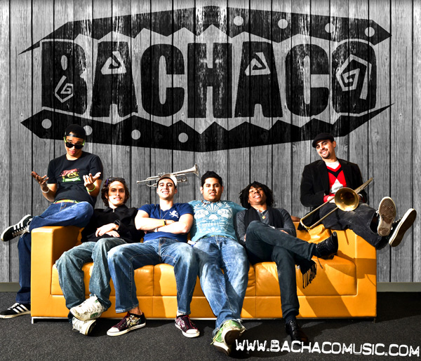 Bachaco is Reggae  Rock  & Latin Roots