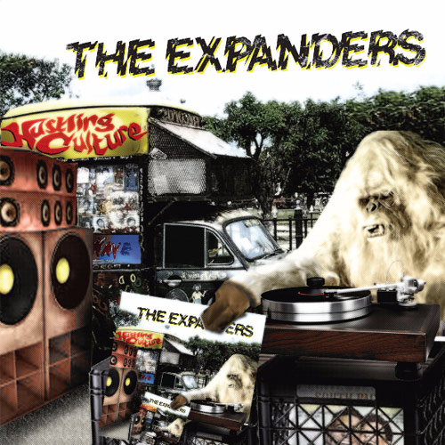 "The Expanders new music download ""The Horse"" and stream ""World Of Happiness"" off their new album Hustling Culture"