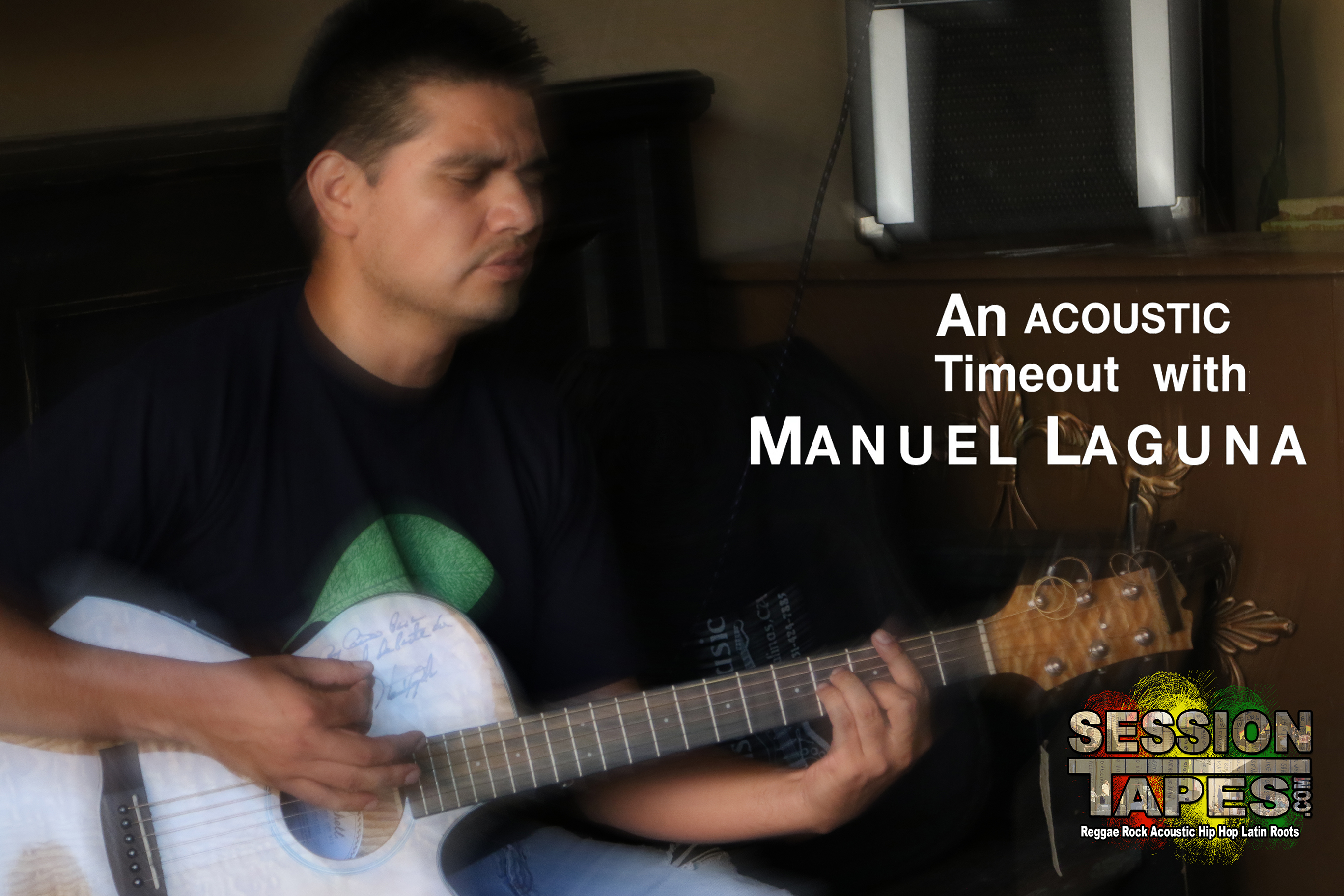 An Acoustic Timeout With Manuel Laguna
