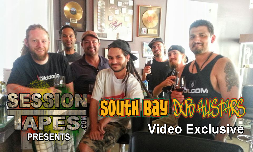 Sessiontapes.com Presents South Bay Dub Allstars