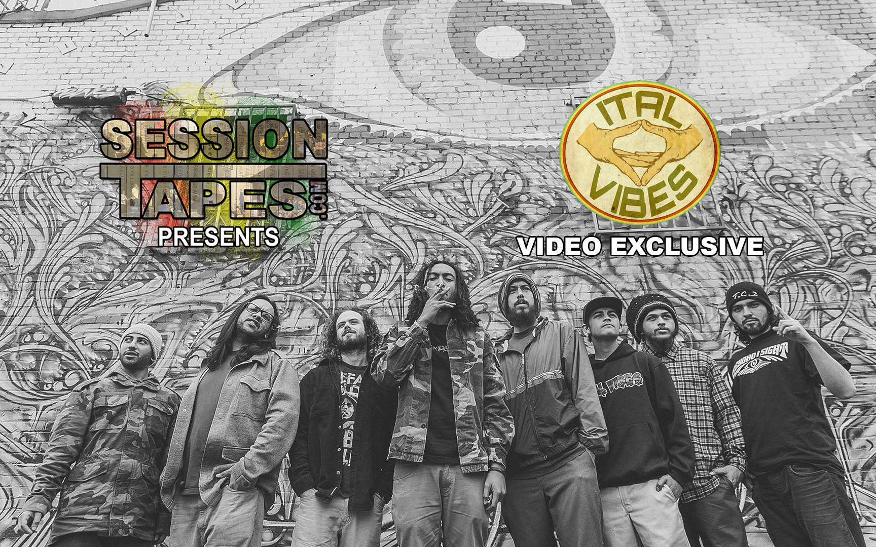 Sessiontapes.com Presents Ital Vibes
