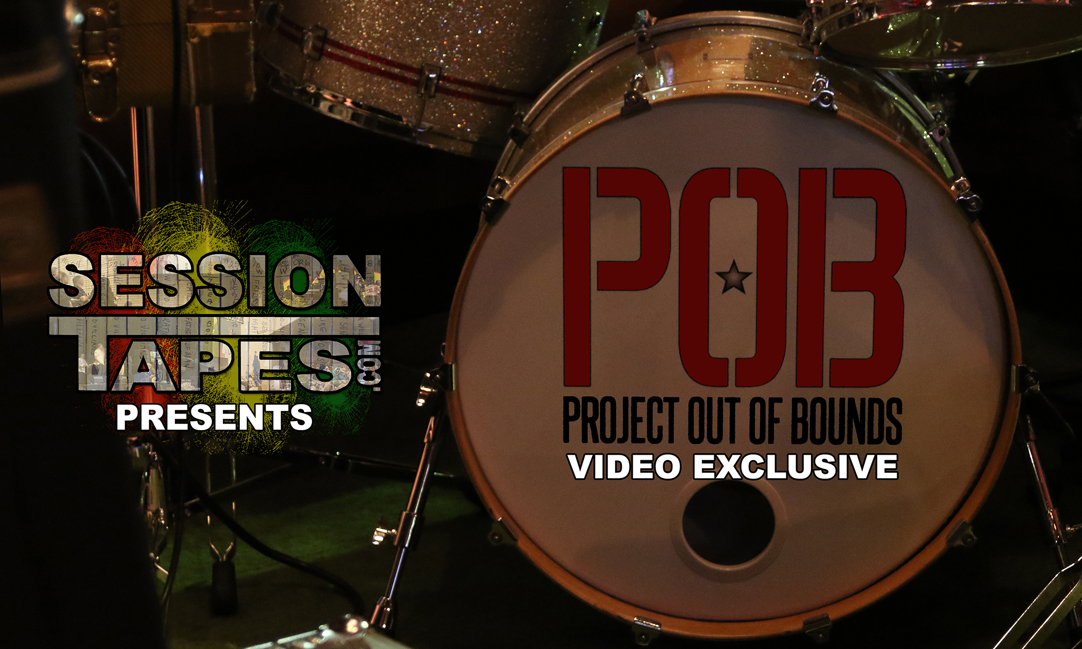 Sessiontapes.com presents Project Out Of Bounds
