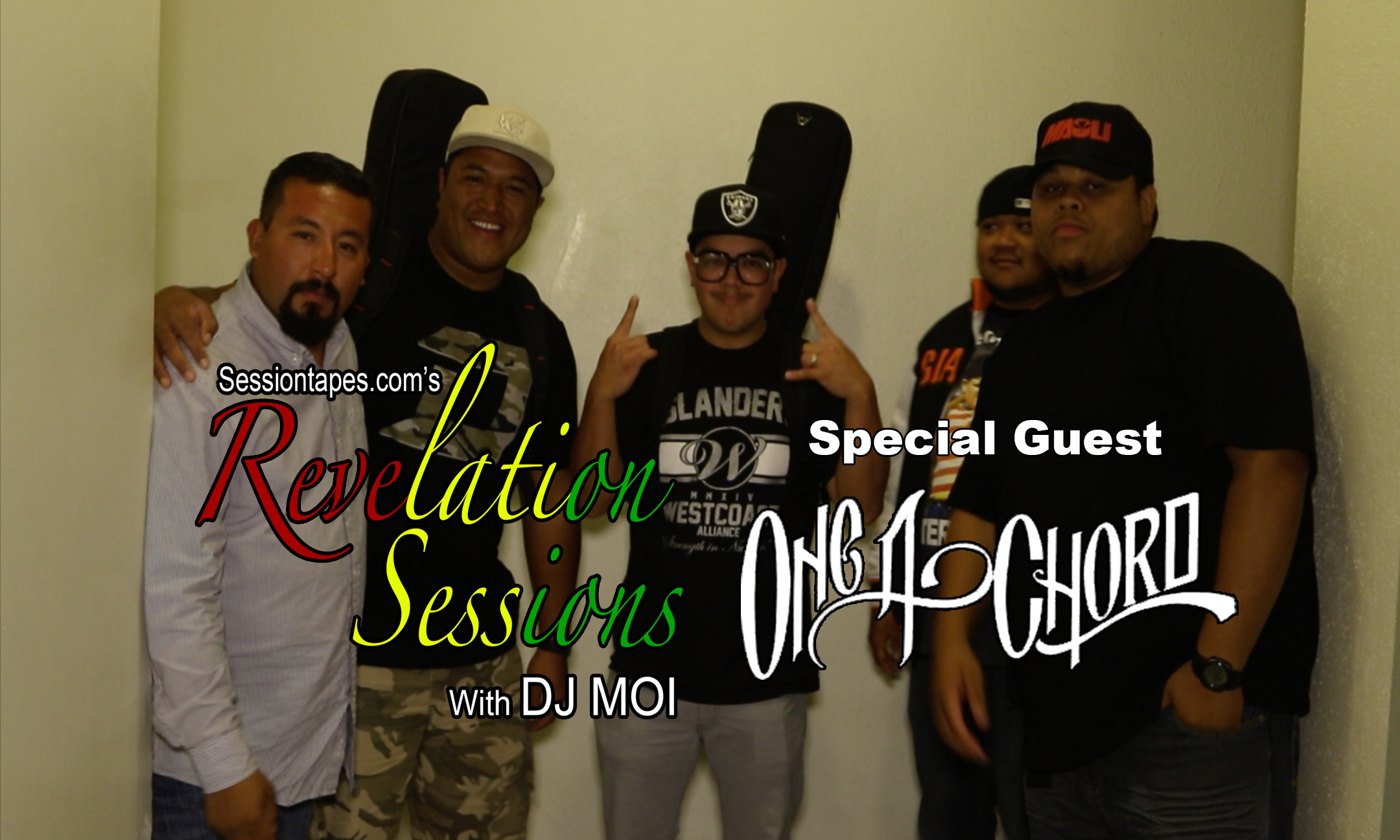 Revelation Sessions with DJ Moi w/ special guest One A-Chord