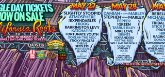 7th Annual California Roots Music & Arts Festival Releases Daily Schedule