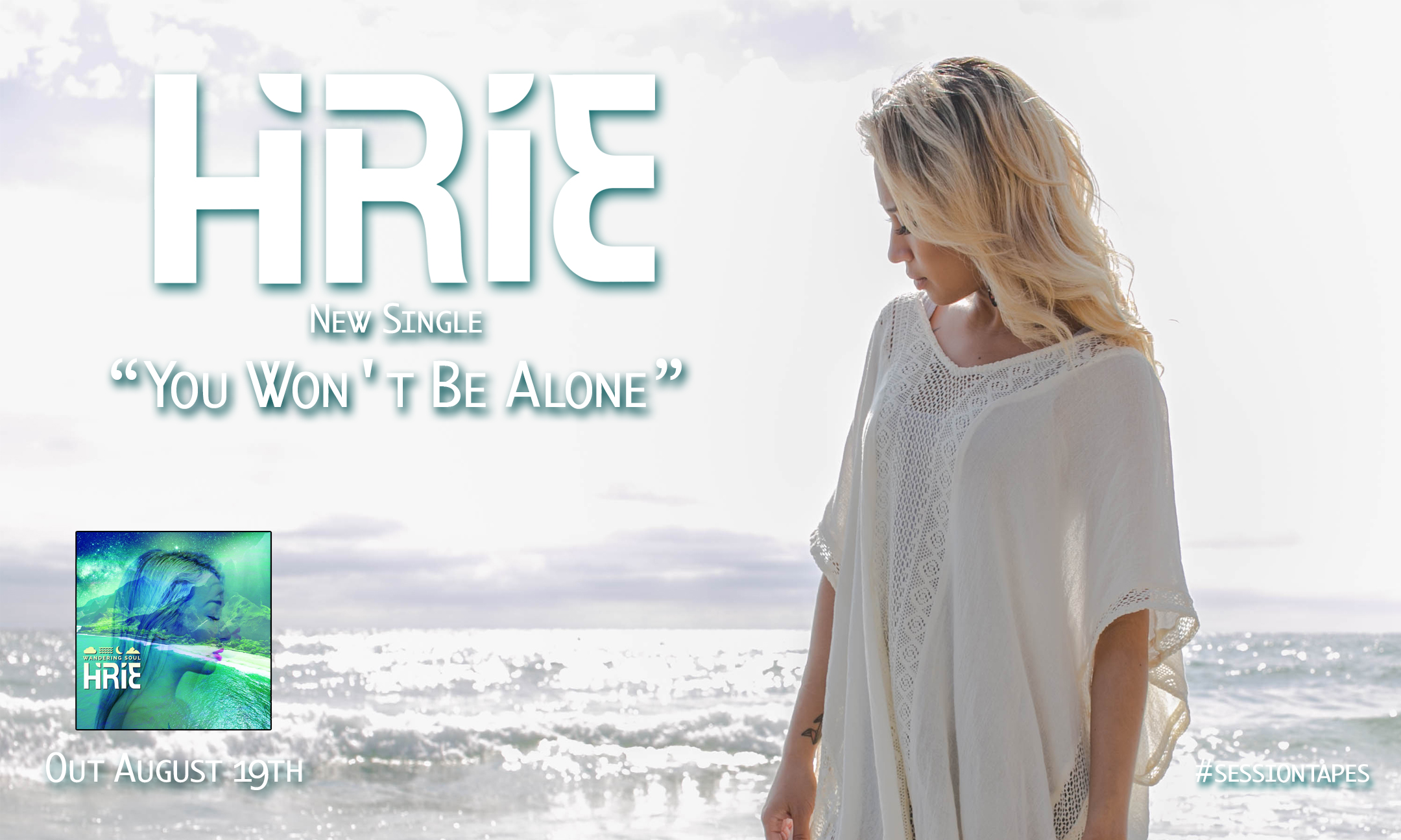 HIRIE – You Won't Be Alone #NewMusic