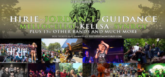 2nd Annual YETTI FEST Sept 2-4th Feat. HIRIE, Jordan T, KELLSA, SBDA, Synrgy,  Pacific Grown, Wasted Noise & More