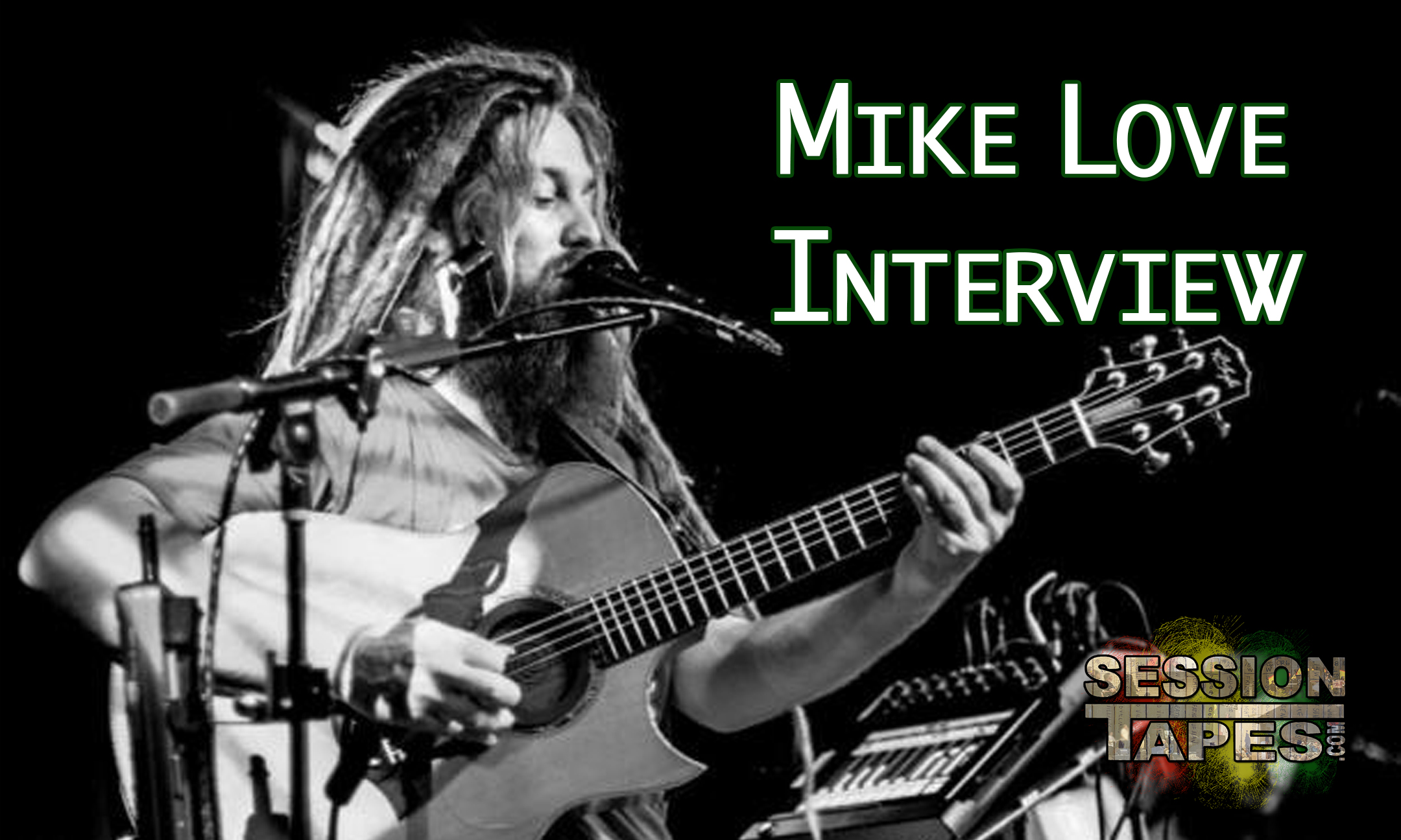 Mike Love Interview #Caliroots2016