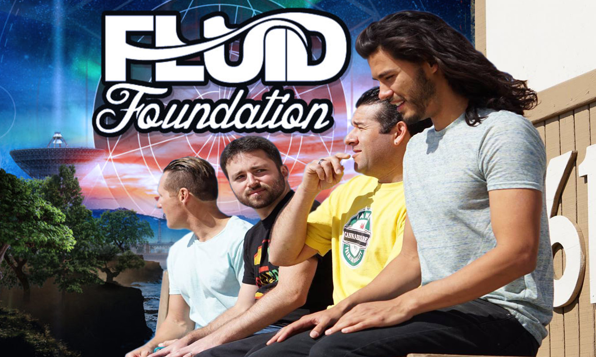 Fluid Foundation Release Self-Titled Debut Album