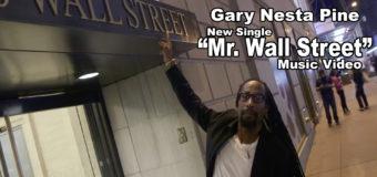 Gary Nesta Pine – Mr. Wall Street #Musicvideo