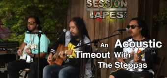 An Acoustic Timeout With The Steppas