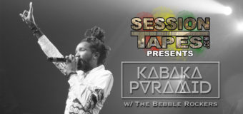 Sessiontapes.com Presents Kabaka Pyramid