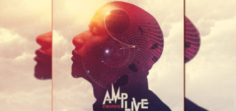 """AMP Live releases new EP """"Atmosphere"""""""