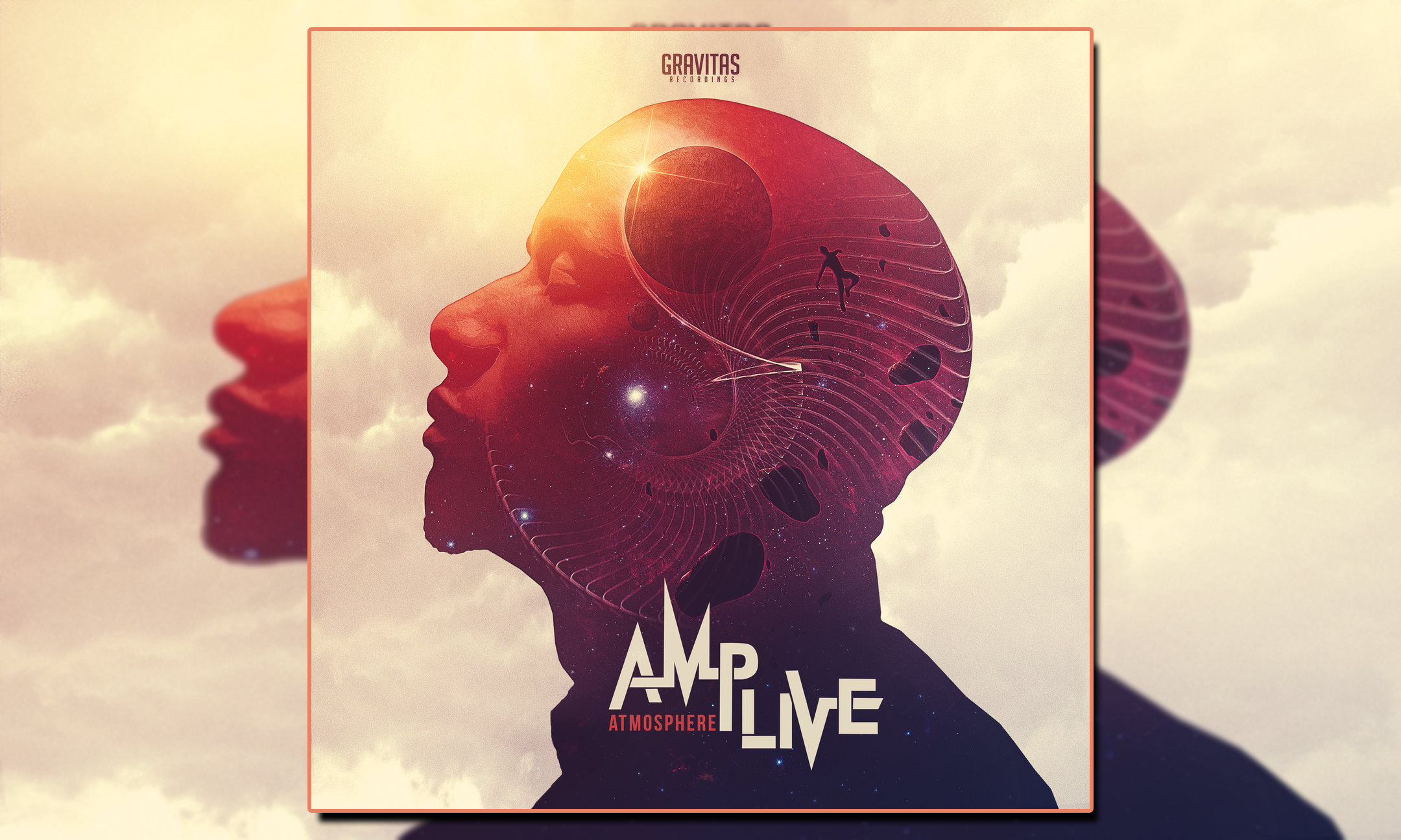 "AMP Live releases new EP ""Atmosphere"""
