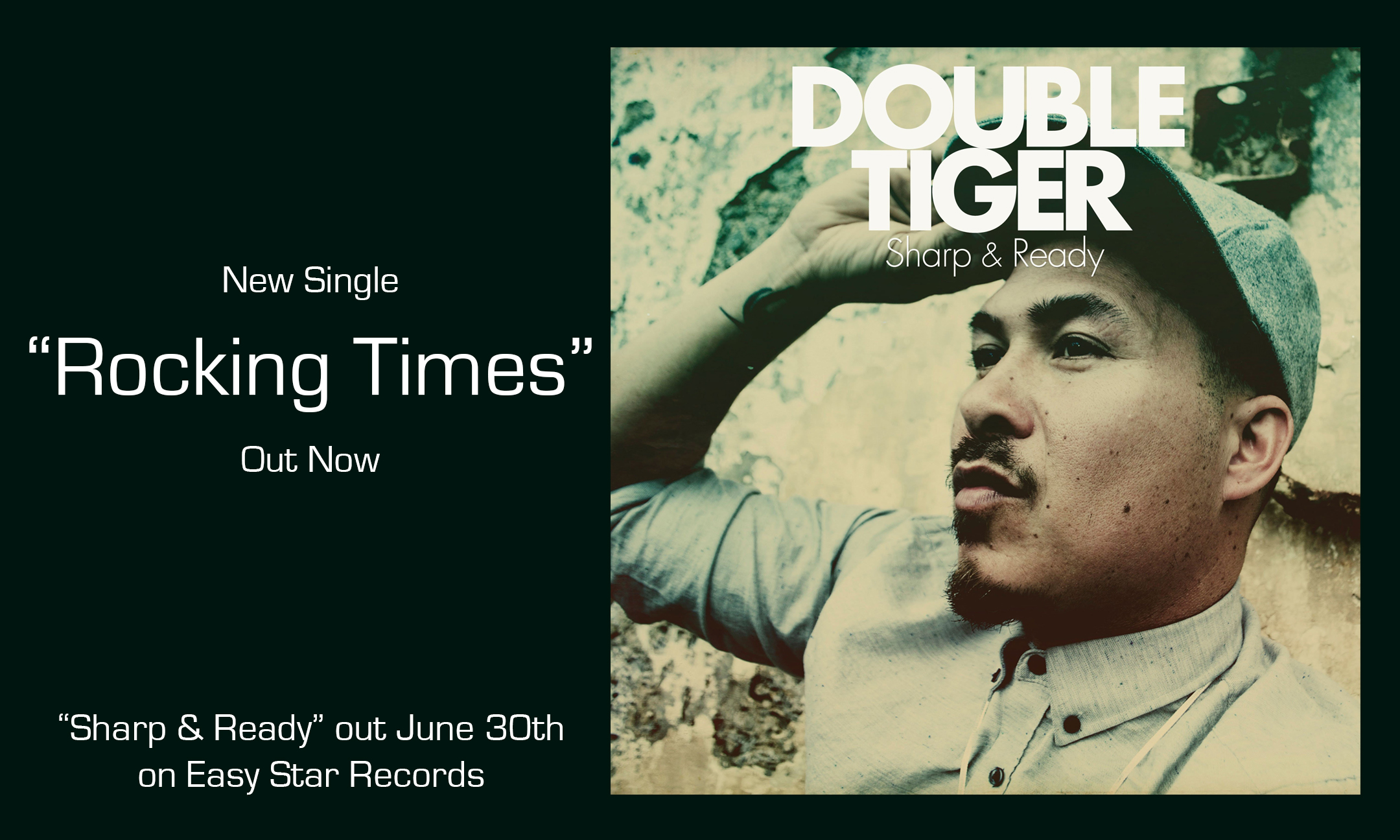 Double Tiger releases first single Rocking Times #NewMusic