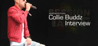 Collie Buddz Interview #Caliroots