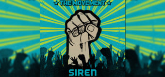 "The Movement release ""Siren"" feat. Stick Figure #NewMusic"