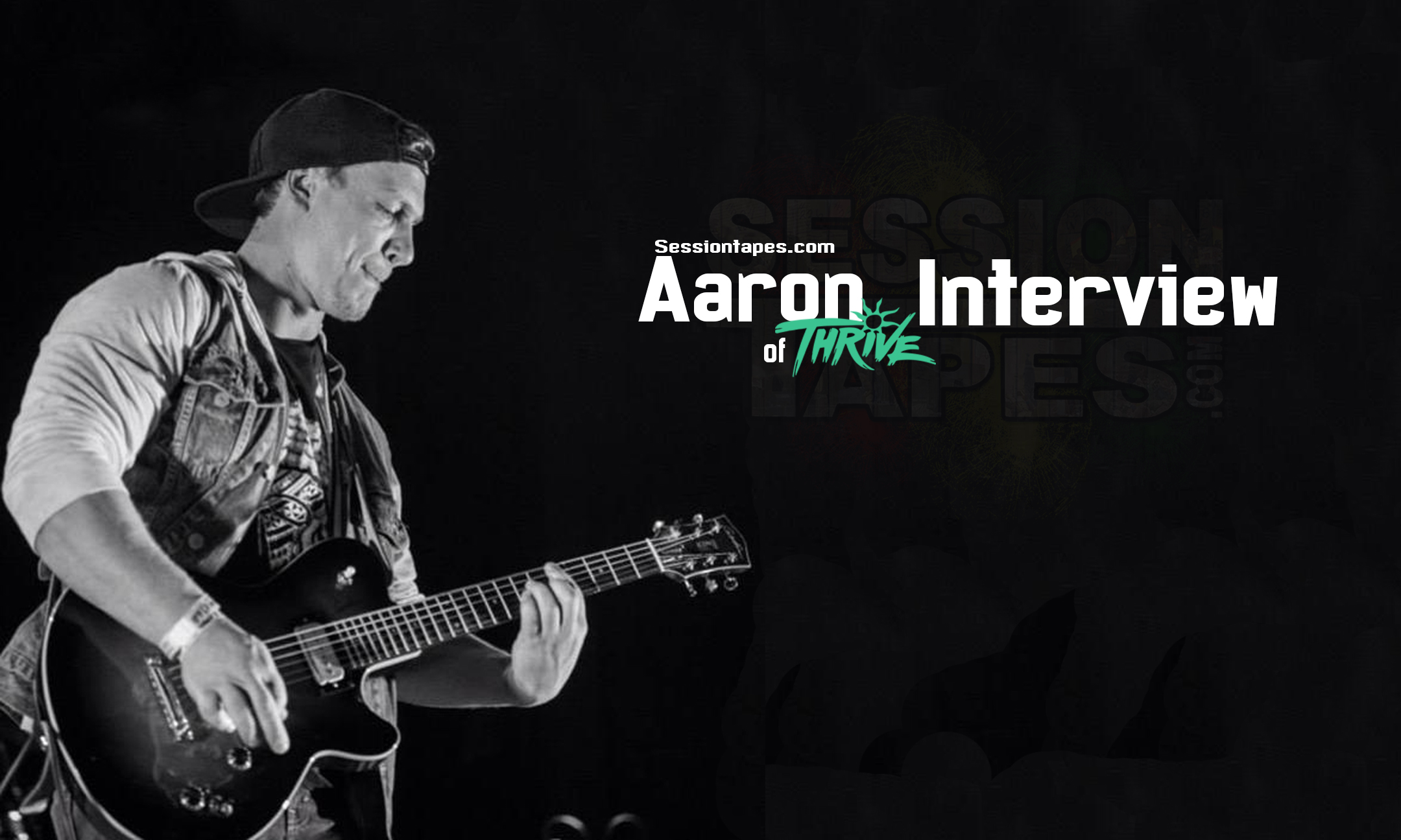 Aaron of Thrive Interview #Caliroots
