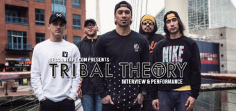 Sessiontapes.com Presents Tribal Theory #Caliroots