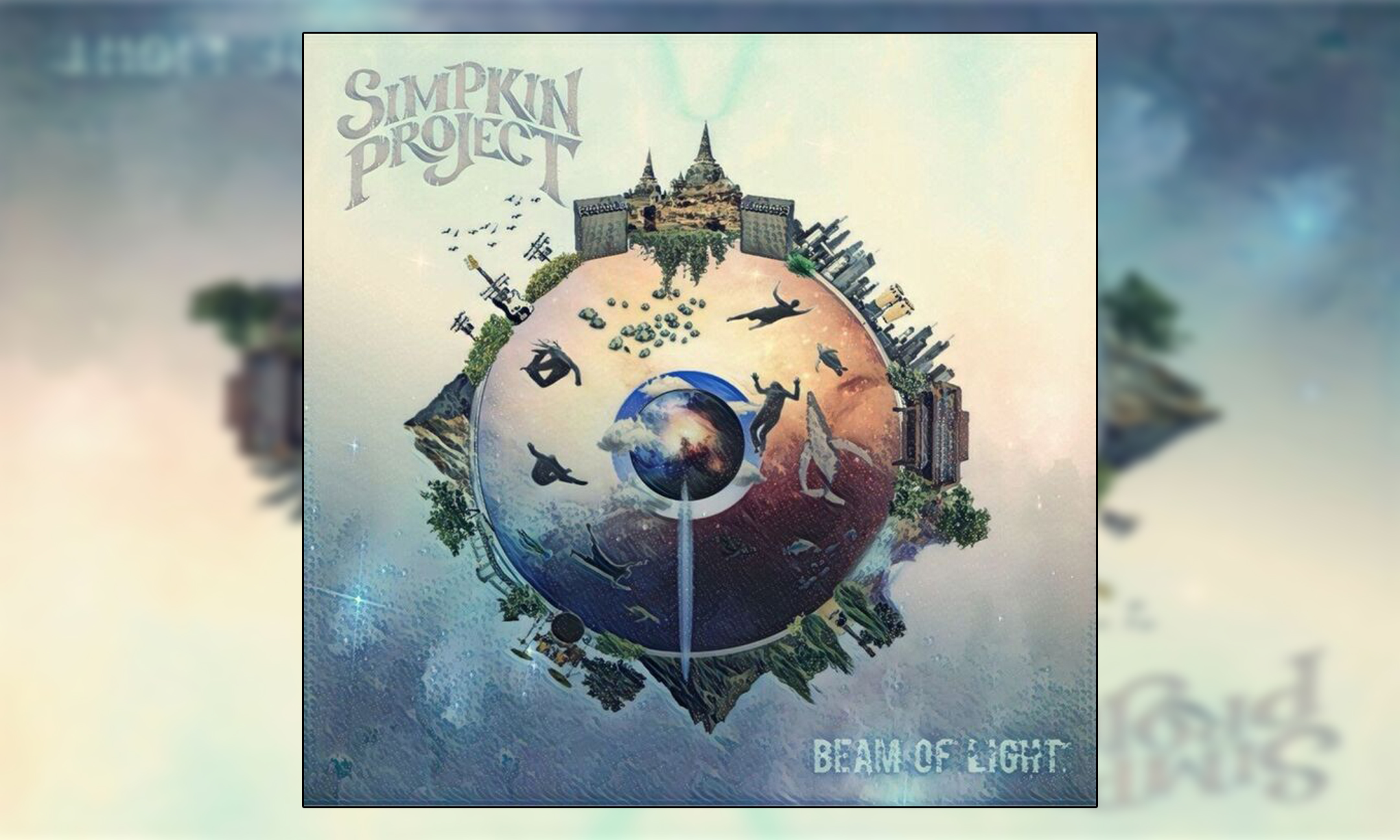 The Simpkin Project Will Be Releasing Their #NewAlbum 'Beam Of Light' on September 22nd