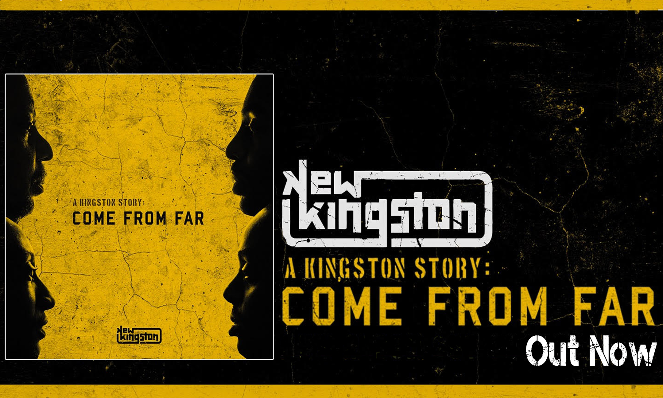 New Kingston release A Kingston Story: Come From Far #NewAlbum