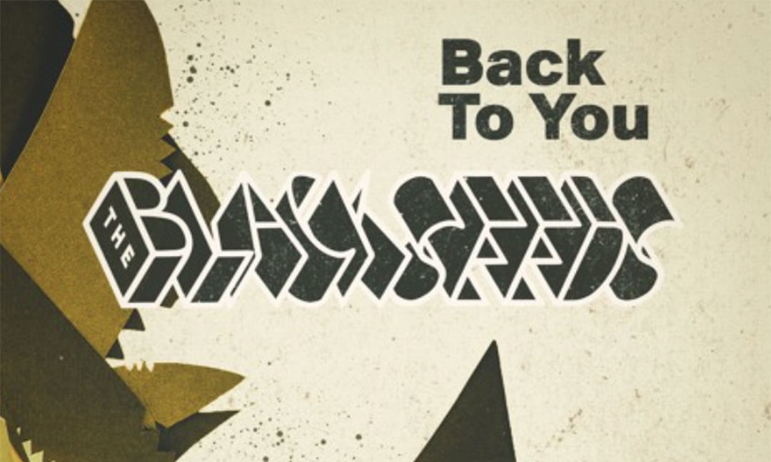 """The Black Seed release Third Single """"Back To You"""" #NewMusic"""