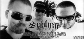Sublime Documentary In The Works With Two-Time Academy Award Winning Filmmaker Bill Guttentag
