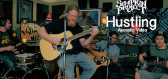 The Simpkin Project release Acoustic #MusicVideo for Hustling