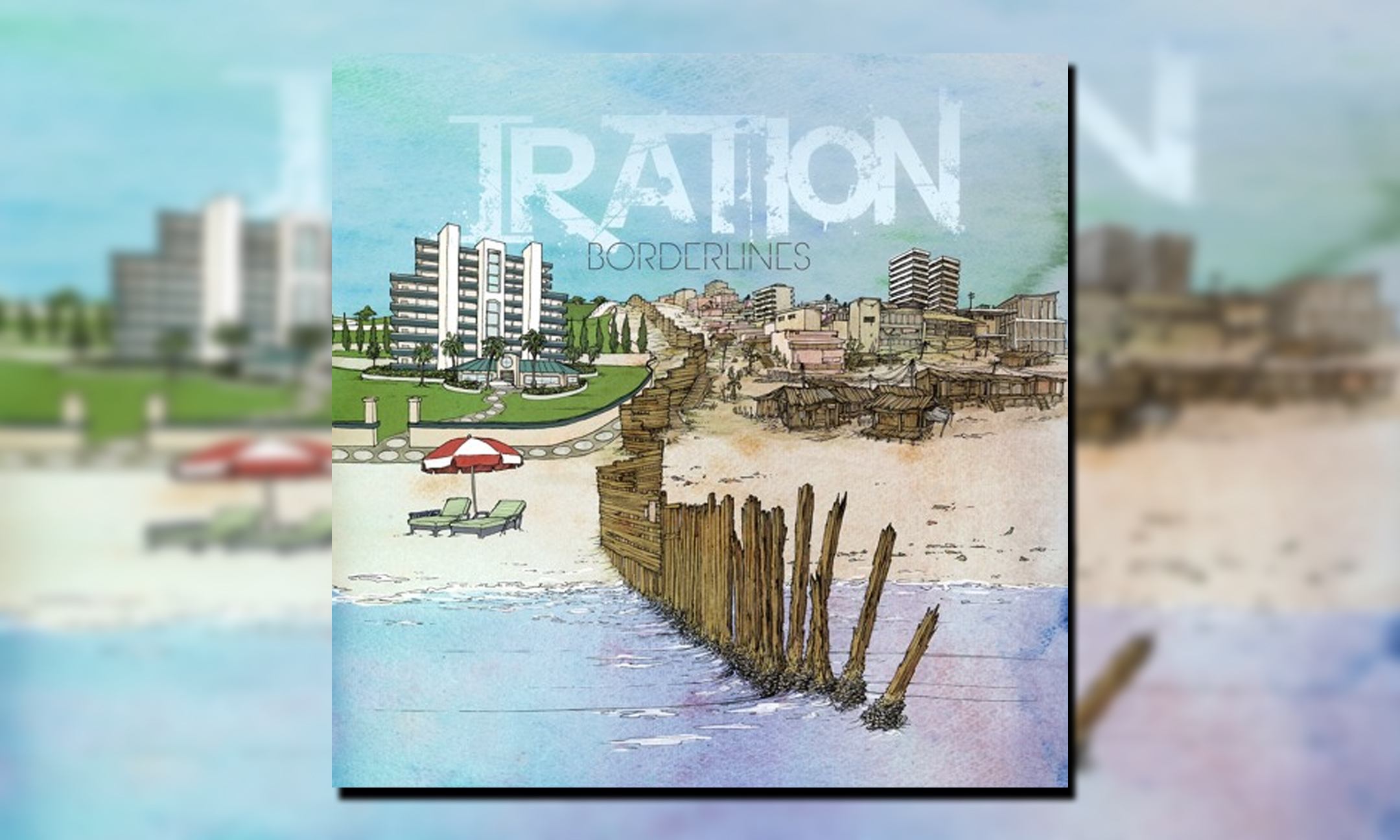 "Iration release new single ""Borderlines"" #NewMusic"