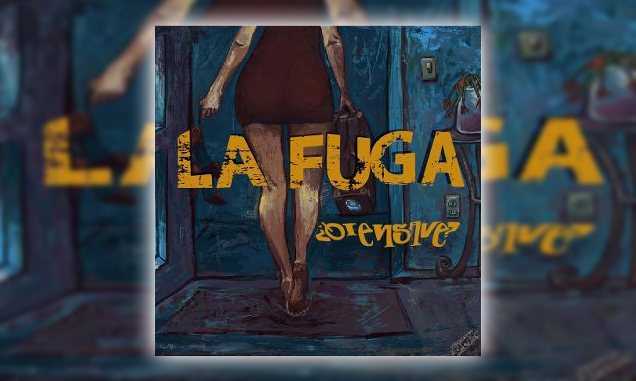 Qiensave – La Fuga (produced by: Erik Canales of Allison) #NewMusic