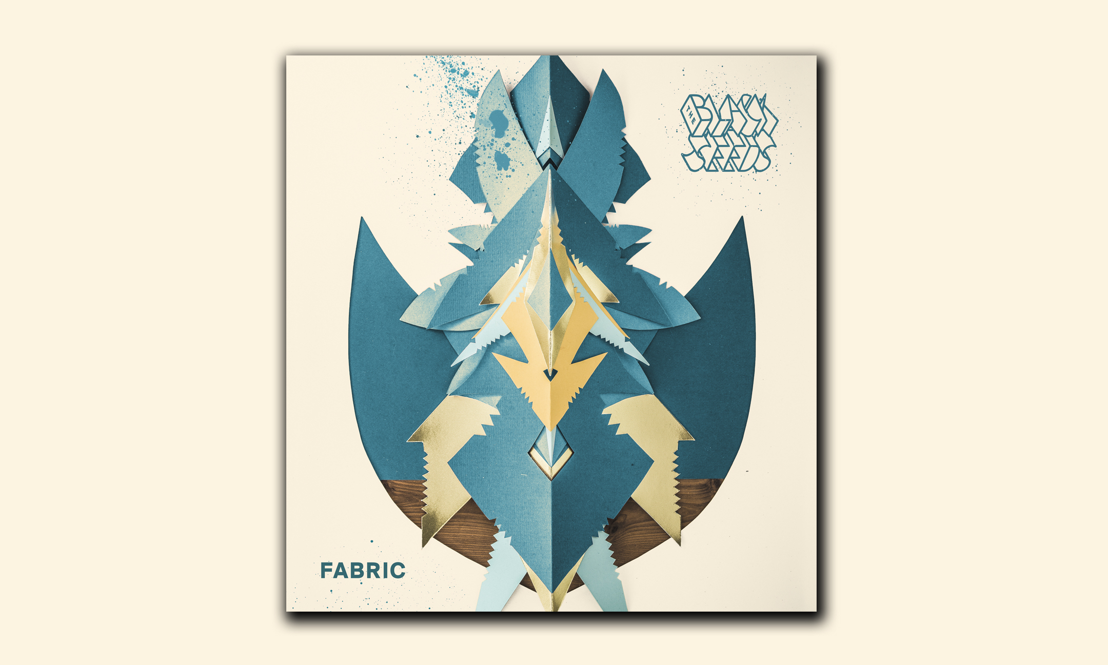 "The Black Seeds Release #NewAlbum ""Fabric"" Today"