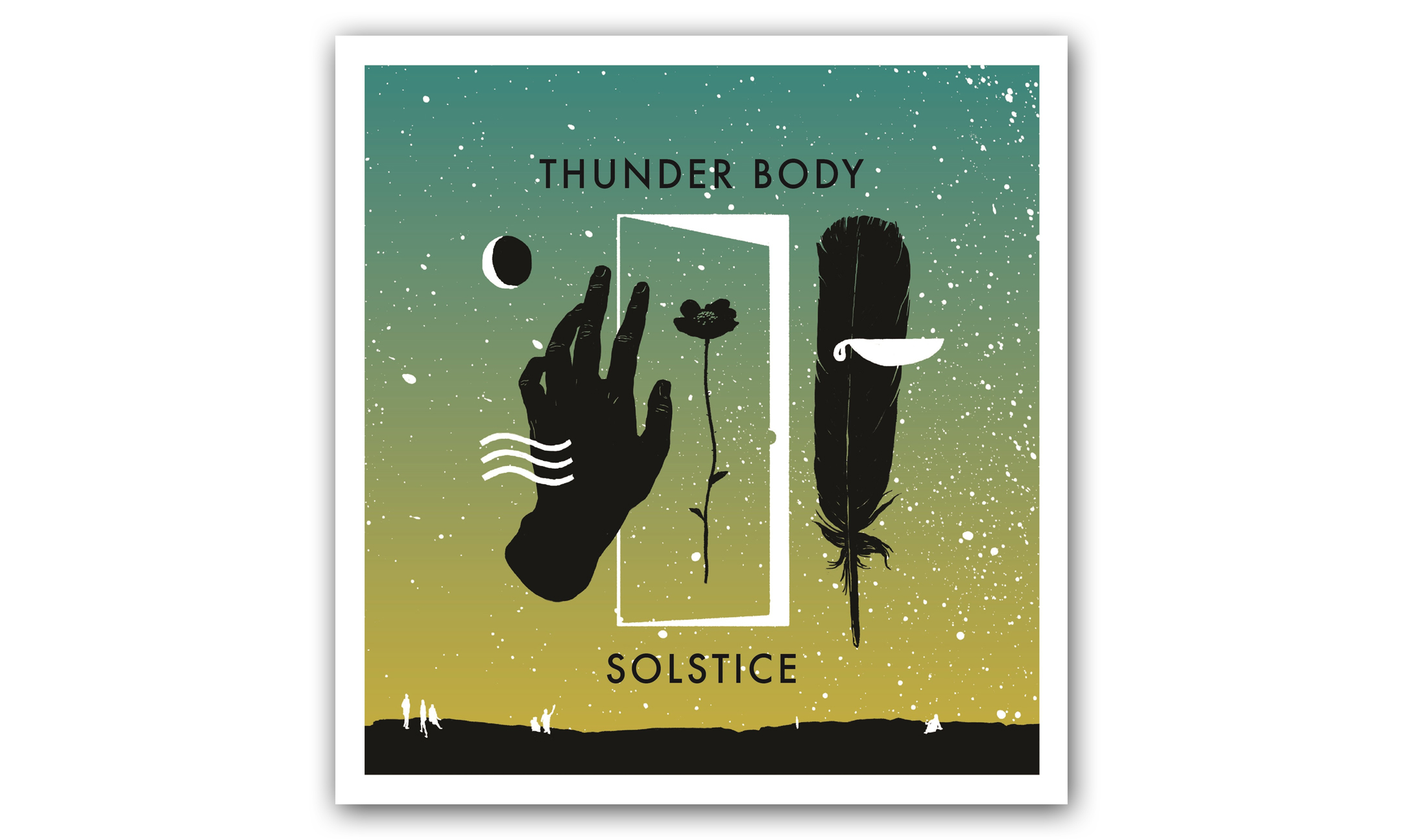 Thunder Body getting ready to release Solstice through Rootfire Cooperative