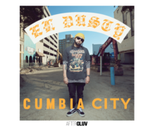 "El Dusty is about to release ""Cumbia City"" May 11th"