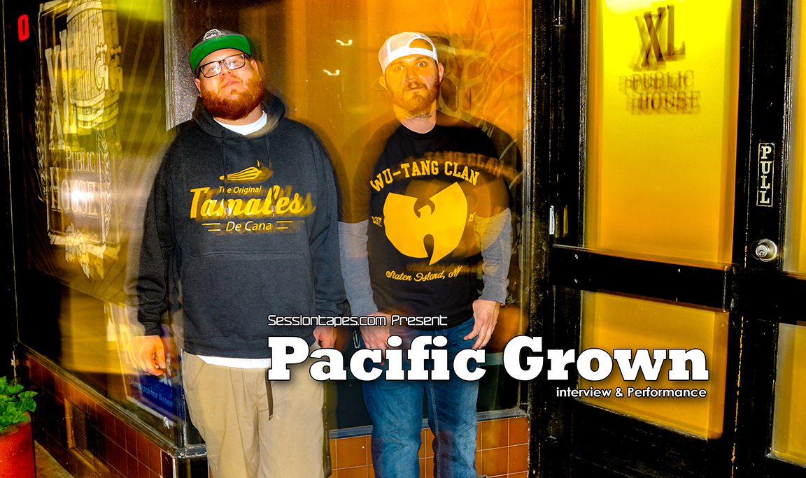 Sessiontapes.com Presents Pacific Grown: Interview and Performance