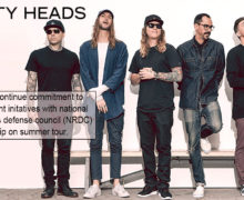 Dirty Heads Celebrate The Success of The Largest Volunteer Beach Cleanup Event in Hometown of Huntington Beach