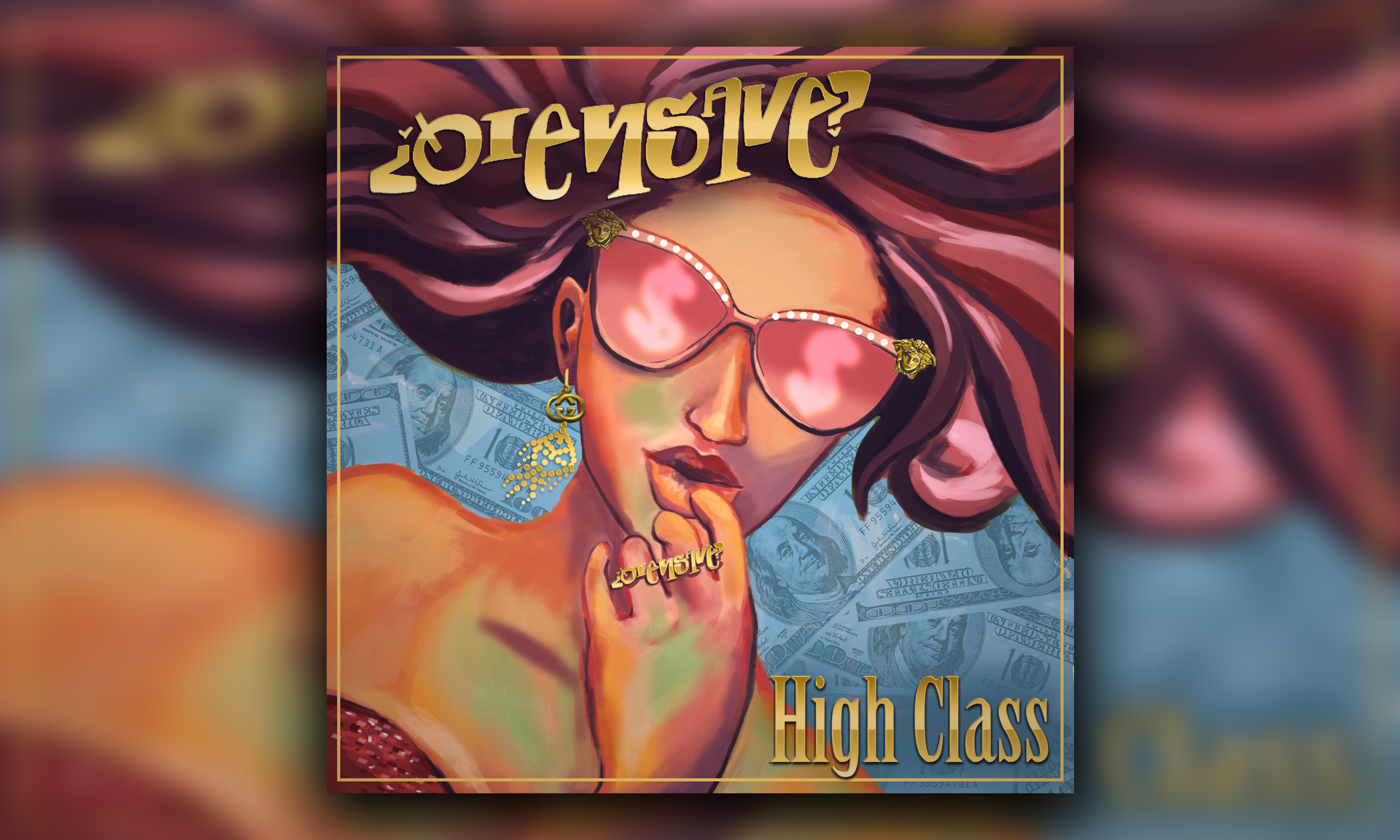 "Qiensave  Releases #NewSingle ""High Class"""