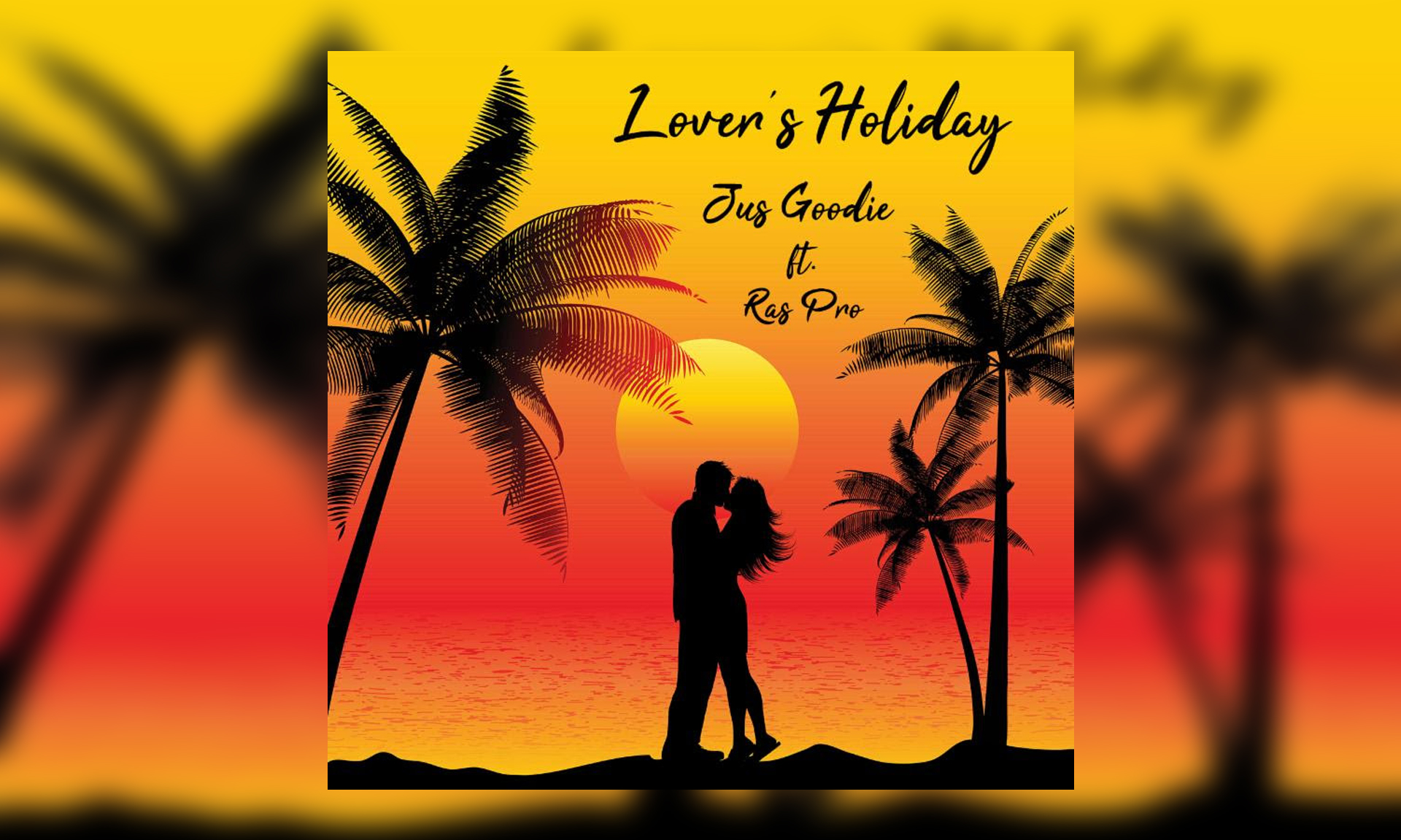 "Jus Goodie just dropped a brand #newsingle "" Lover's Holiday"""