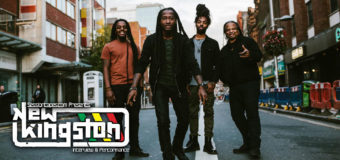 Sessiontapes.com Presents New Kingston  l  Caliroots