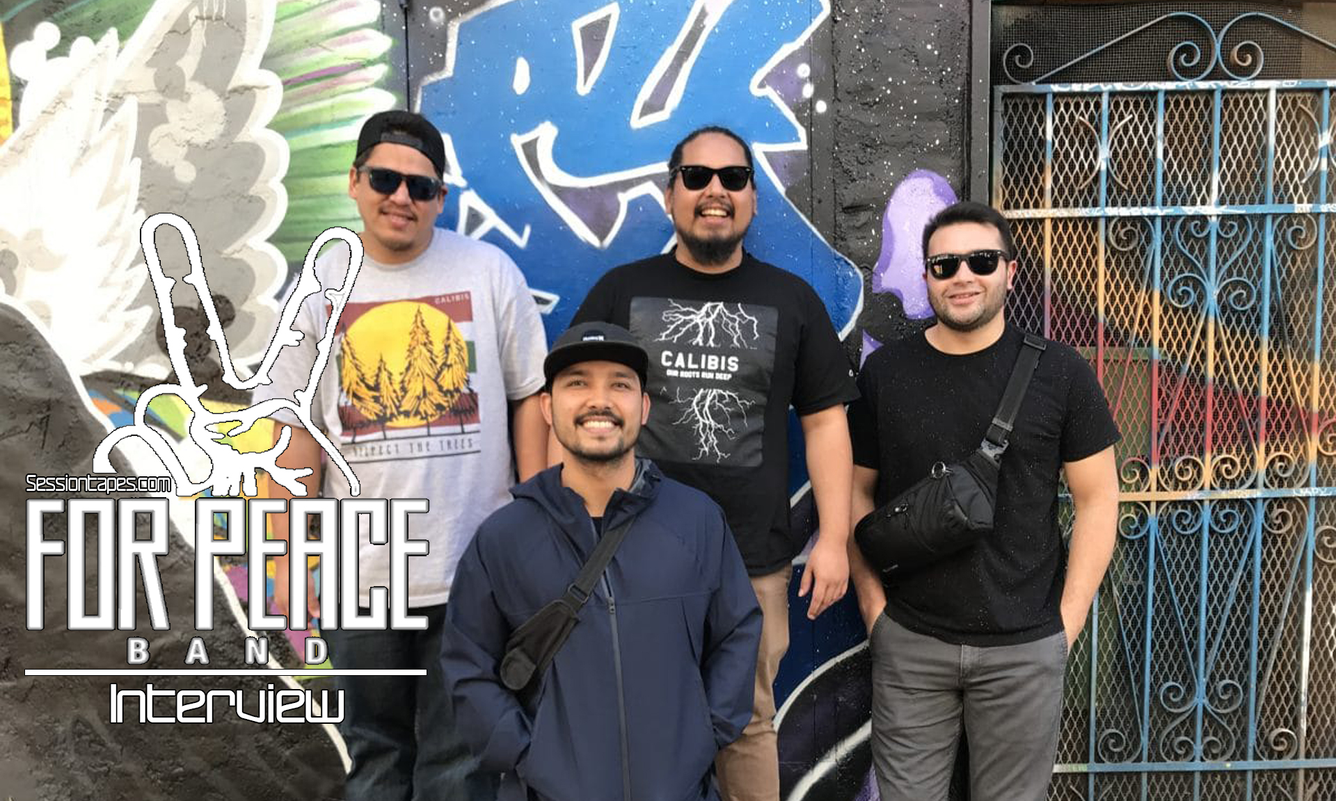 For Peace Band Interview