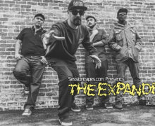 The Expanders Acoustic Pop Up at CaliRoots