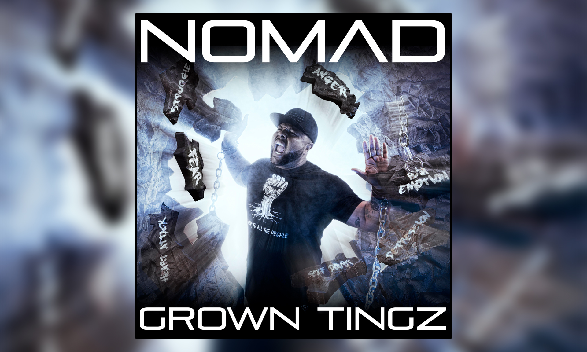 NomaD Releases Debut Album 'Grown Tingz'