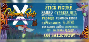 The 10th Annual California Roots Music & Artist Festivals First Artist Announcement