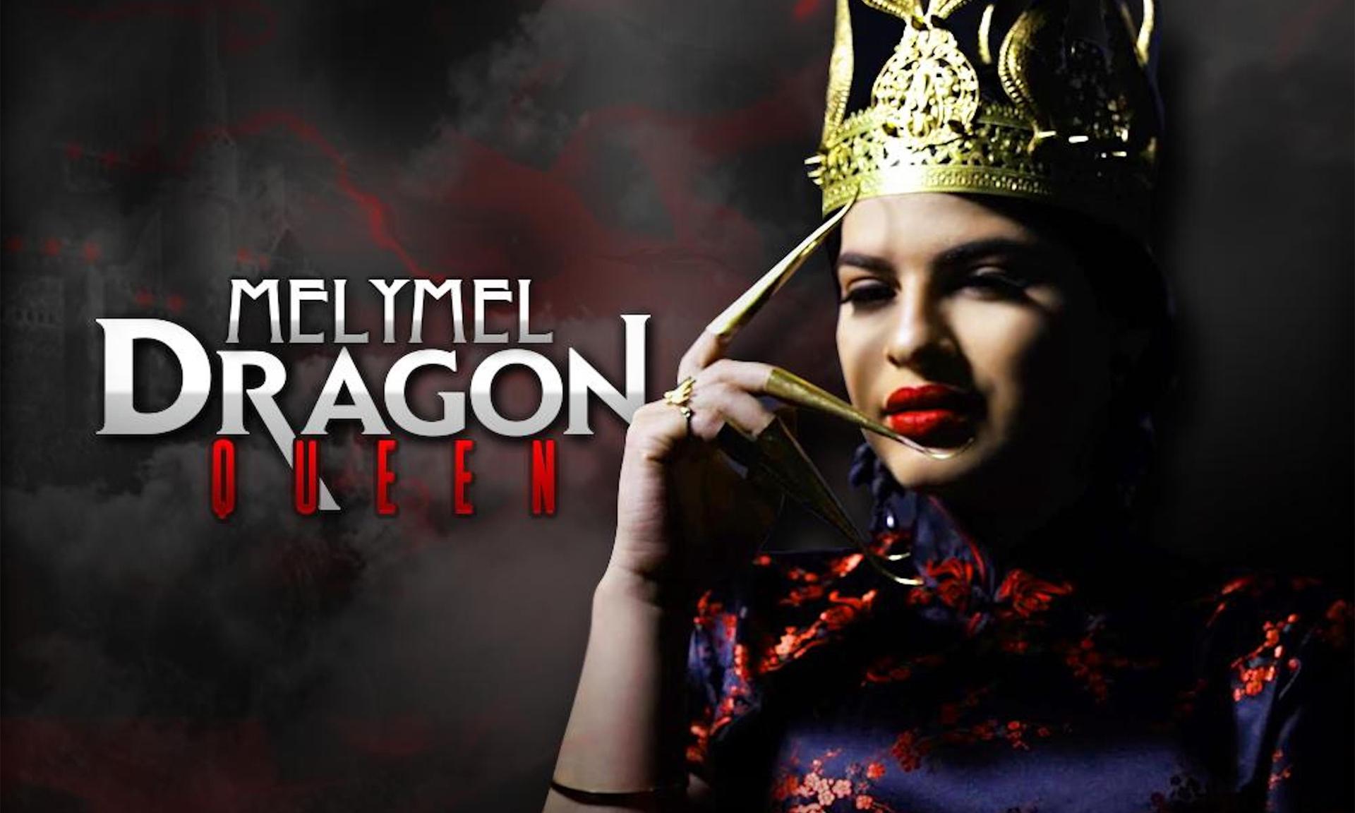 """Melymel Drops New Album """"Dragon Queen"""""""