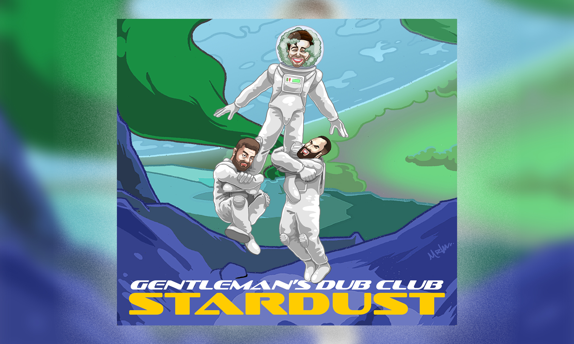 "Gentelman's Dub Club Release New Single ""Stardust"" and Prep For New Album"