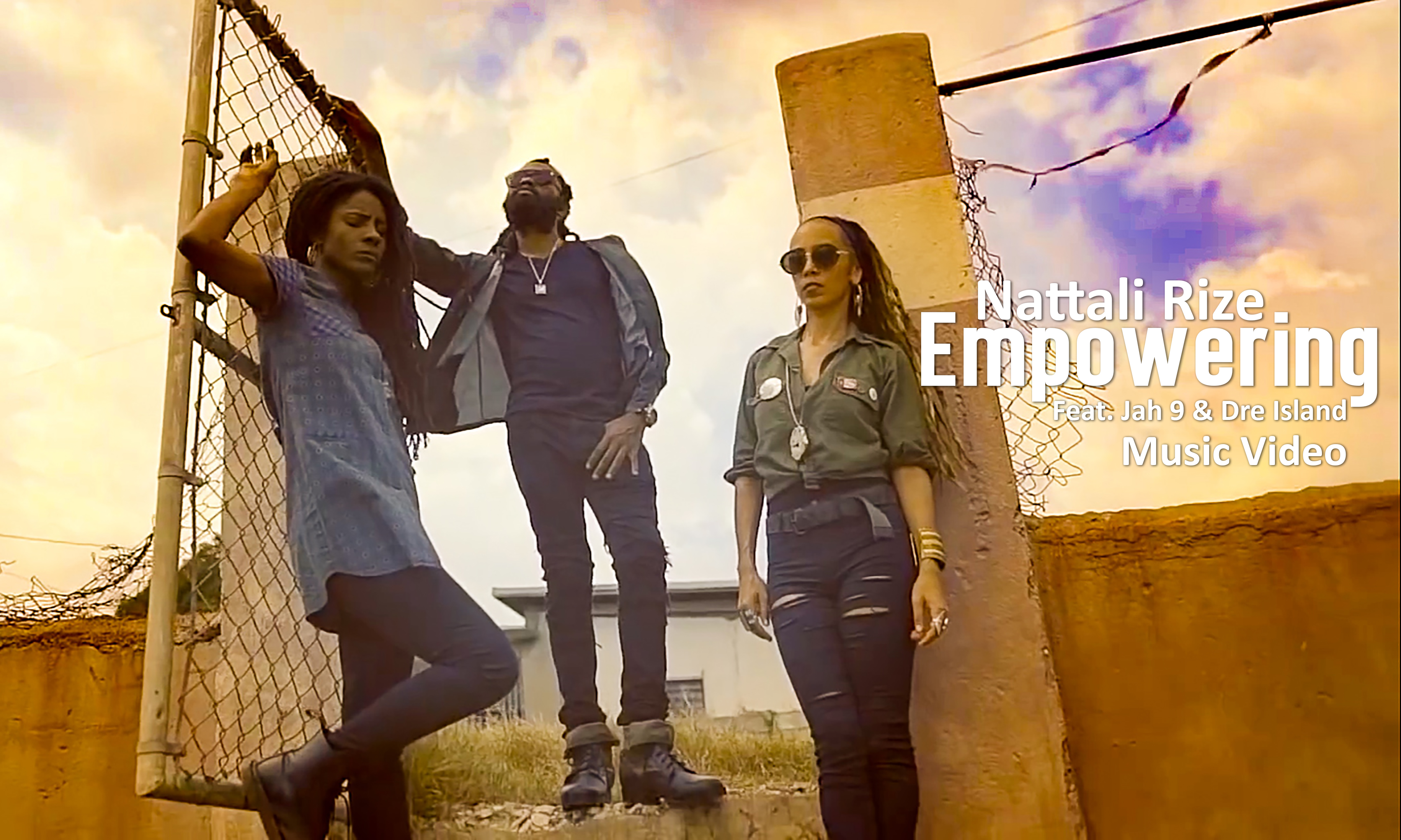"Nattali Rize Releases Empowering Music Video ""Evolutionary"" ft. Jah9 & Dre Island"