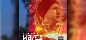 "Iakopo Releases #NewAlbum ""Waves"""