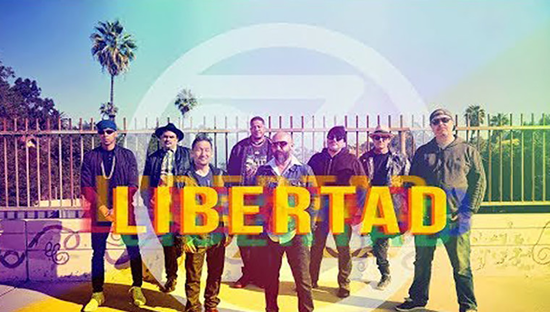 Ozomatli Release Libertad and Features Chali 2Na & Cut Chemist