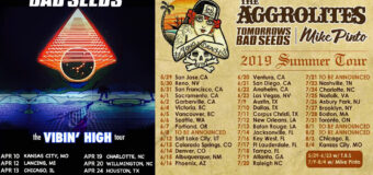 Tomorrows bad Seeds Announce Spring/Summer Tour 2019